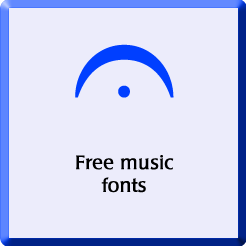 free fonts badge