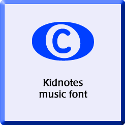 Kidnotes badge
