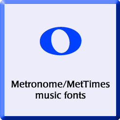 Metronome badge